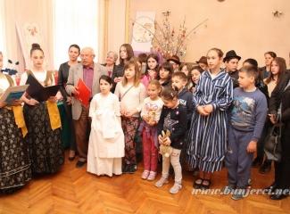 Uskršnja izložba u Bajmoku