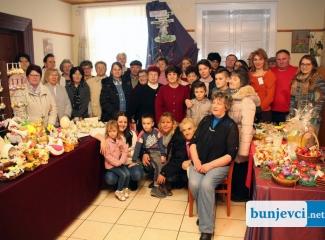Održana tradicionalna Uskršnja izložba u Maloj Bosni