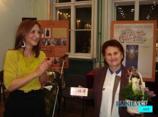 Šaljivo veče s pisnikinjom Marijom Feher