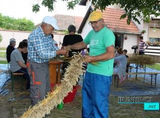 Održana radionica za izradu perlica i vinaca od žita