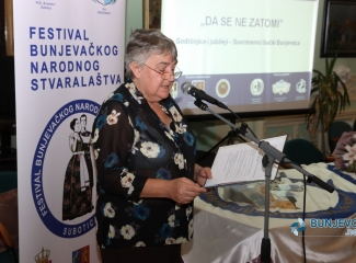 Održano drugo veče XX Festivala bunjevačkog narodnog stvaralaštva