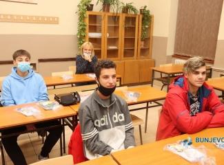 Održan sastanak sridnjoškulaca koji pohađaje predmet bunjevački jezik sa elementima nacionalne kulture