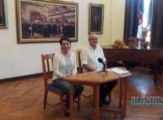 """Pridstavljanje i podrška listi """"Bunjevci zajedno"""" za pridstojeće izbore za Nacionalne savite"""