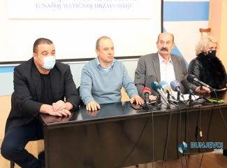 Konferencija za štampu Saveza bačkih Bunjevaca