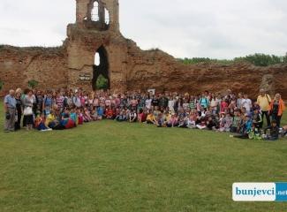 Ekskurzija za dicu koja uče bunjevački govor sa elementima nacionalne kulture